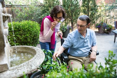 Home Care for ALS patients - Amyotrophic Lateral Sclerosis - Lou Gehrig's Disease