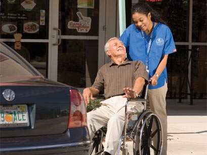 senior transportation support services in utah